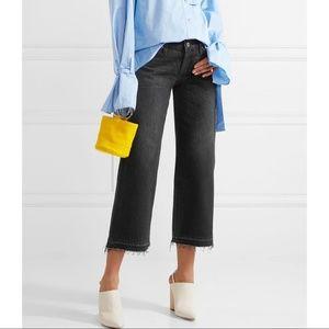 NEW! Simon Miller Kara Jeans in Bora Black